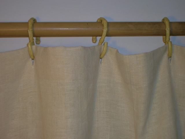 Natural Shower Curtains