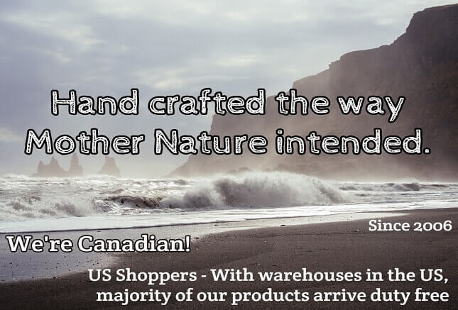 Free shipping over $75 within Canada and continental USA