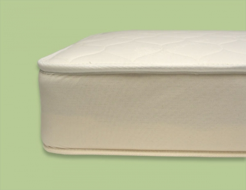 Naturepedic 2in1 Ultra Waterproof 252 Coil Crib Mattress