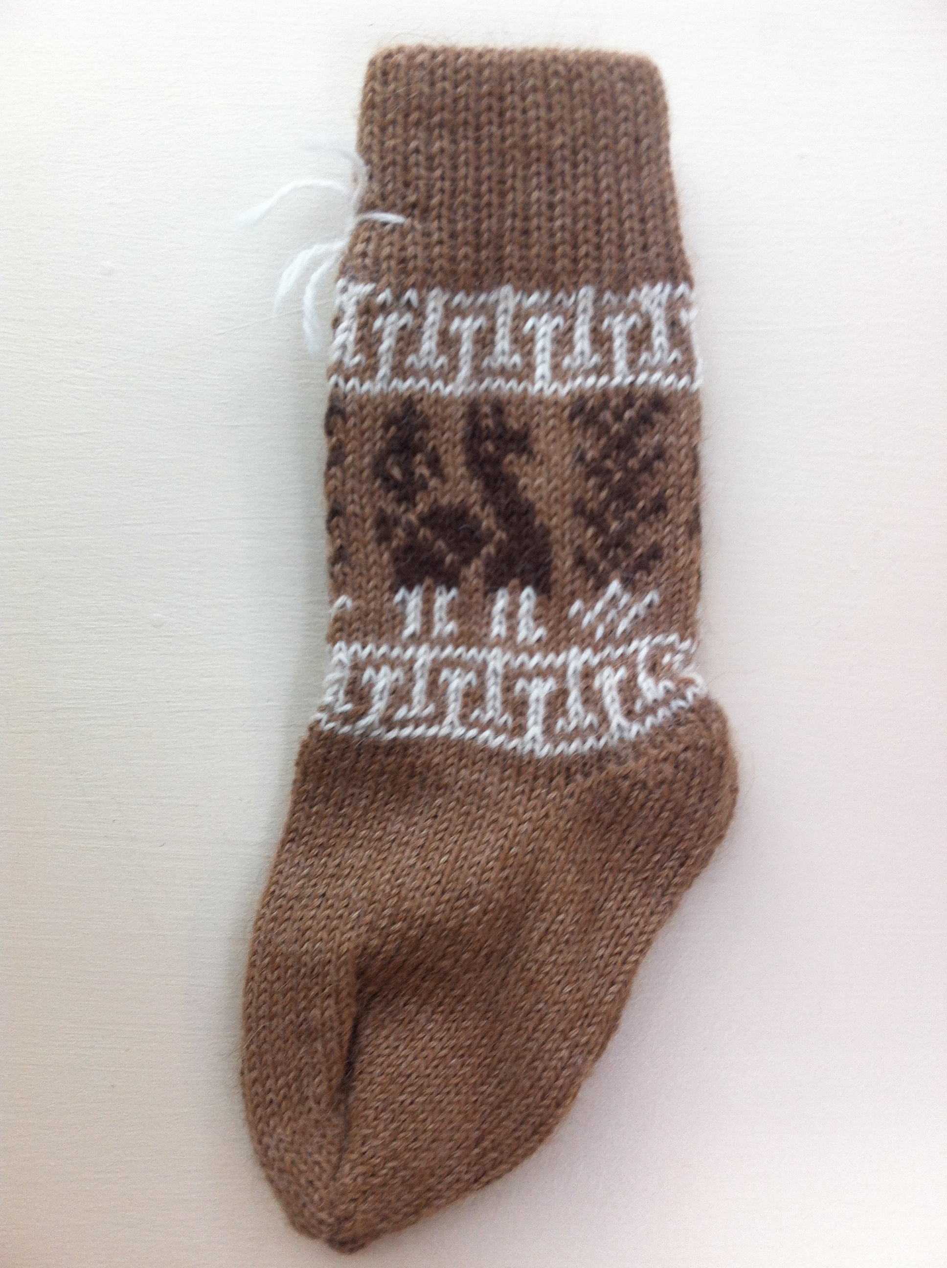 Alpaca Wool Kids Socks