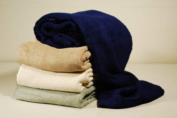 Certified Organic Bamboo Towels