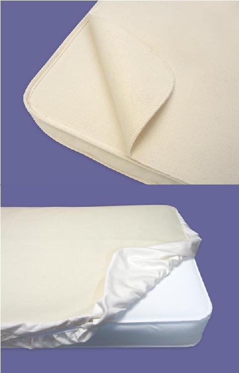 Waterproof baby mattress pads : Waterproof Crib mattress Protector