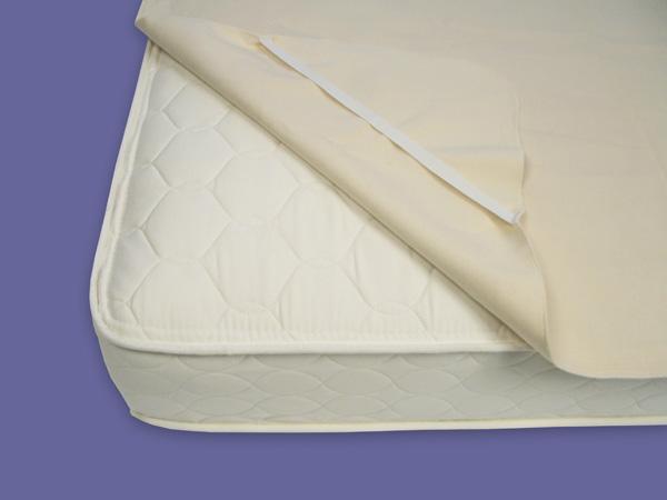 Sale organic mattress related : waterproof and non-waterproof Flannel Mattress Pad