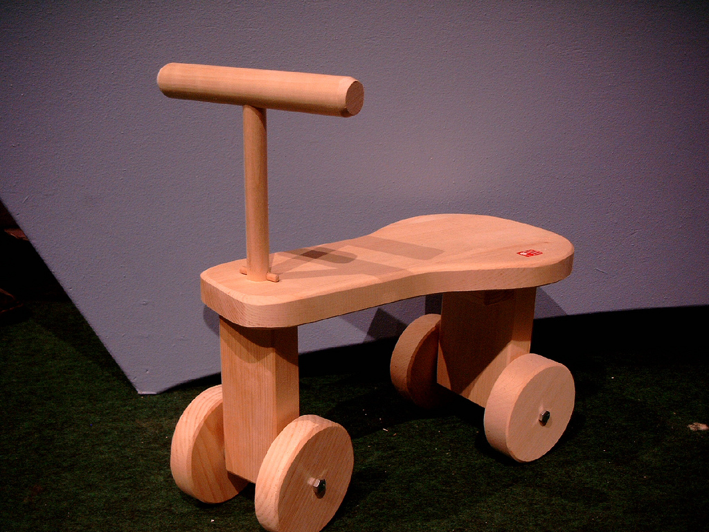 Wood Ride On Toys 37