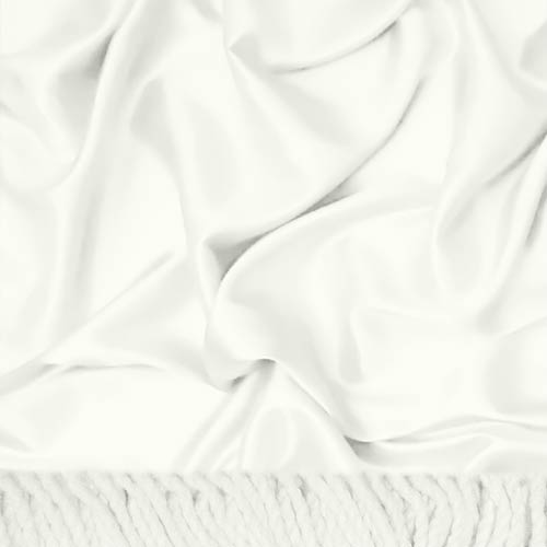 Bamboo Throw Blanket - Ivory