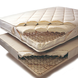 Innerspring Crib Mattress - 252 Coils