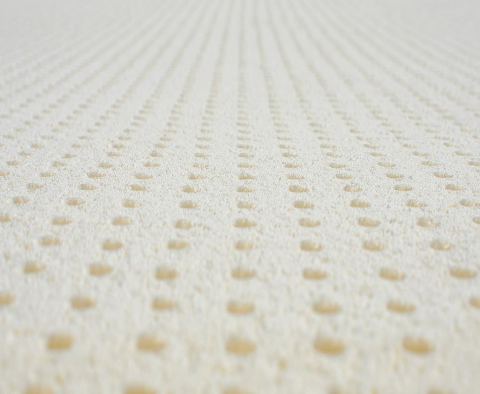 Natural Foam Rubber Mattress (Made And Shipped Within Canada)
