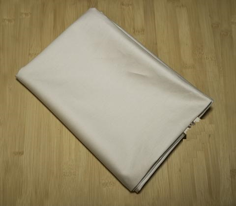 Organic Pillow Protector With Zippers