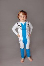 Adorable Kids Pajama Set- Doctor