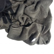 Charcoal Bamboo Towels organic