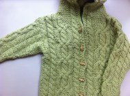 Kids Sweater w/ Hood