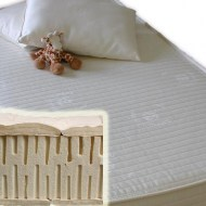 Foam Rubber Crib Mattress