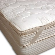 Natural Foam latex Rubber Pillowtop