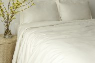 Bedding Set - White or Natural - Sateen or percale