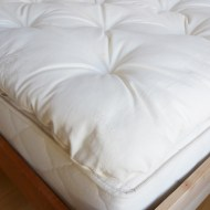 Natural Wool Pillowtop