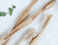 Recyclable Bamboo Toothbrush