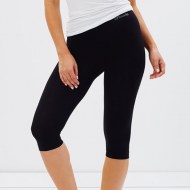 Bamboo Crop Leggings