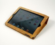 Cork iPad Cases with Stand