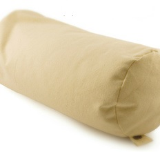Neck cylinder - Buckwheat Pillow with washable cover