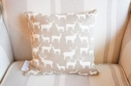 Natural Deer non-toxic Cushion