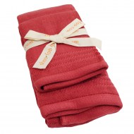 red-bamboo-towels-hand