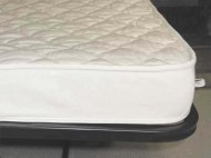 Customizable Natural Foam Rubber mattress (Made and shipped within USA)