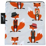 Reusable Snack bags Foxes