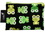 Reusable Snack bags Frogs