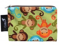 Reusable Snack bags Monkeys