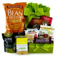 Snacks for the Gluten-free Gourmet gift basket