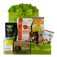 Snacks for the Vegan Gourmet gift basket