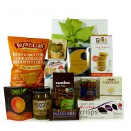 Sweet and Savoury Gluten-Free gift basket XL