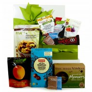 organic Chocolate gift basket