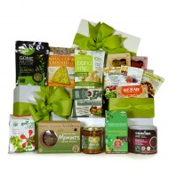 Sweet and Savoury Vegan gift basket XL
