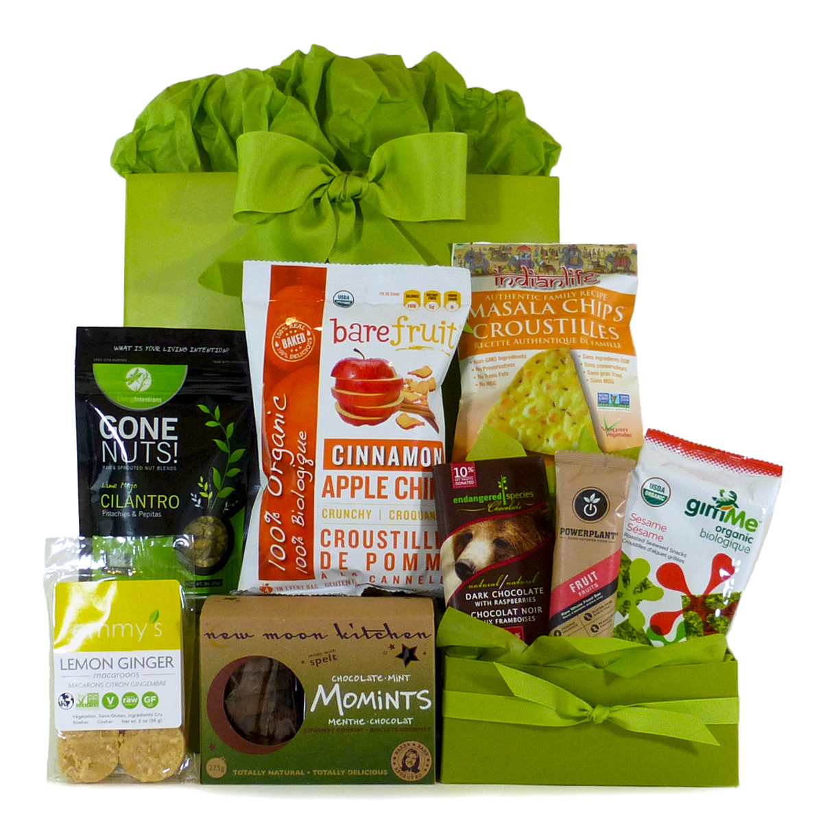 Gourmet gift baskets for food lovers snacks for the vegan gourmet snacks for the vegan gourmet gift basket negle Gallery