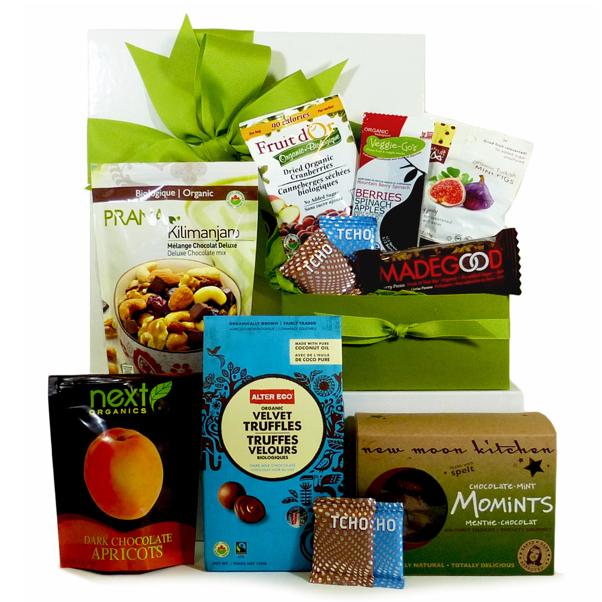 Gourmet gift baskets for food lovers organic chocolate gift basket organic chocolate gift basket negle Choice Image
